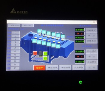 Big Ultrasonic Gyratory Screen For Wood/Particle Boards Powders