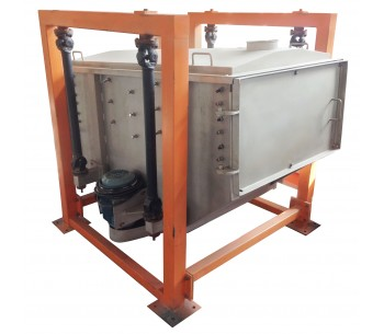 Big NAFS Model Rectangular rotary screen
